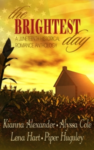 The esteemed Beverly Jenkins wrote the forward and she tells you all about Juneteenth!